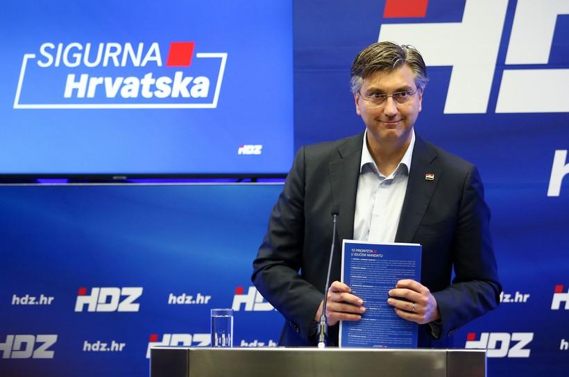 Plenković: 'O suradnji s Mostom uopće ne razmišljam'