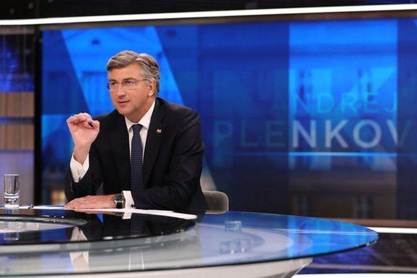 Plenković zadovoljan: 'Bio sam kao i inače; pristojan i s argumentima'