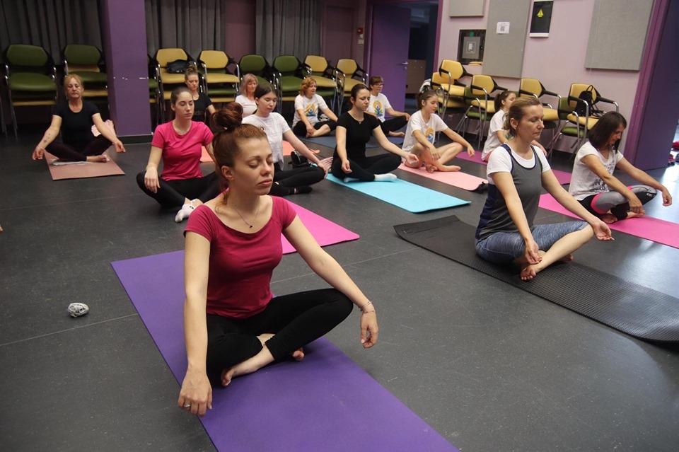 Međunarodni dan joge obilježen u Križevcima