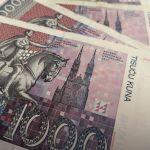 Ukupni krediti stanovništvu krajem travnja 137,5 milijardi kuna