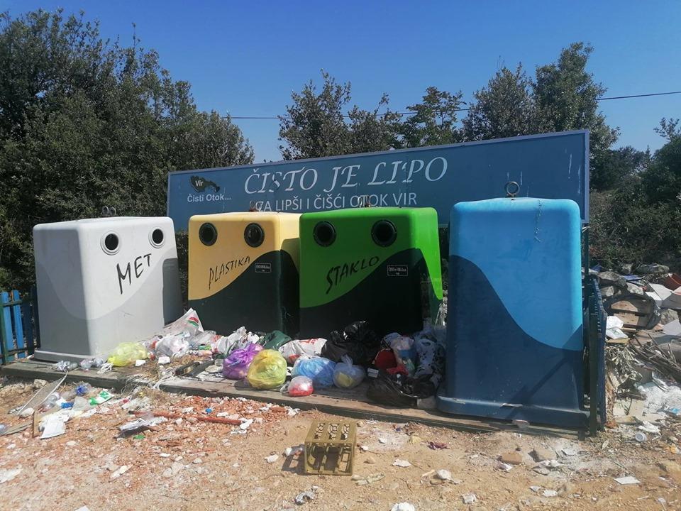 [VIDEO]Turisti nam se smiju: Otkrio sramotu s kantama za razvrstavanje otpada