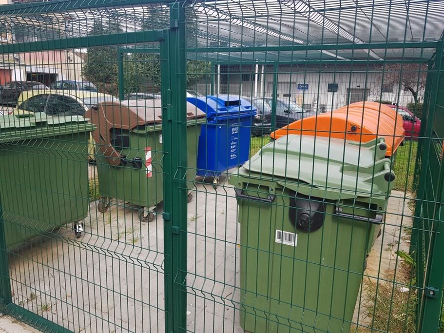 Trojac provalio u kontejner i reciklažno dvorište; uzeli si stvari za 2300 kuna