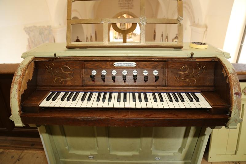 Obnovljene orgulje u župnoj crkvi sv. Brcka u Kalniku