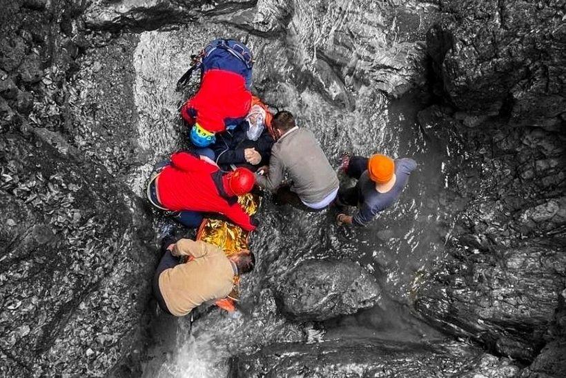HGSS spasio planinara u kanjonu Vražji prolaz