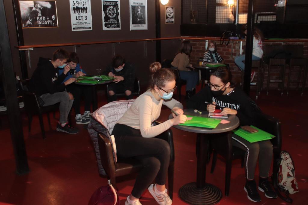 Križevci: U Klubu kulture održana edukativna radionica o partnerskim vezama