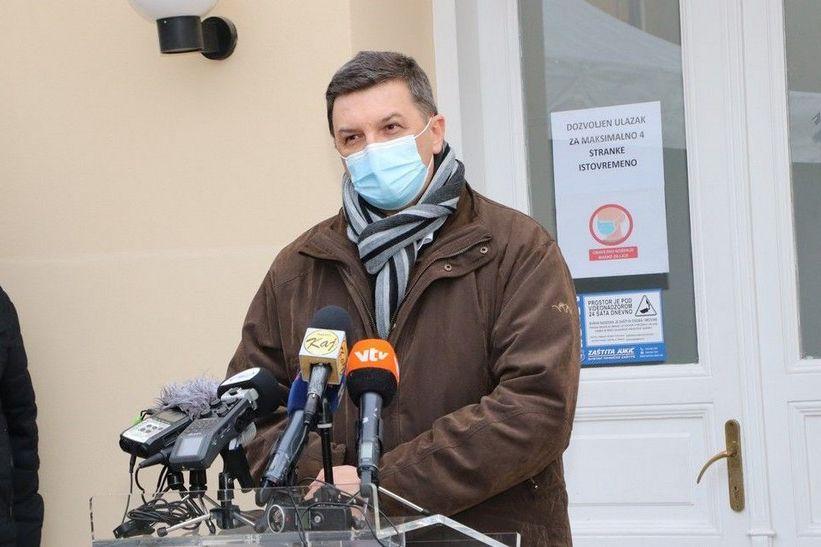 U koprivničkoj bolnici preminule četiri osobe pozitivne na koronavirus; najmlađa 45 godina