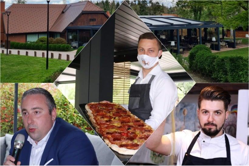 🖼️ 🎦 Otvoren novouređeni podravski restoran Štagelj; osim prekasnog ambijenta jedini u ovom dijelu Hrvatske nude 'metar pizzu'