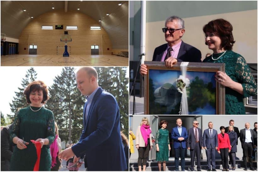 🖼️ Svečano otvorena nova sportska dvorana u Koprivnici; jedna od prvih dvorana u Hrvatskoj napravljena od alucinka