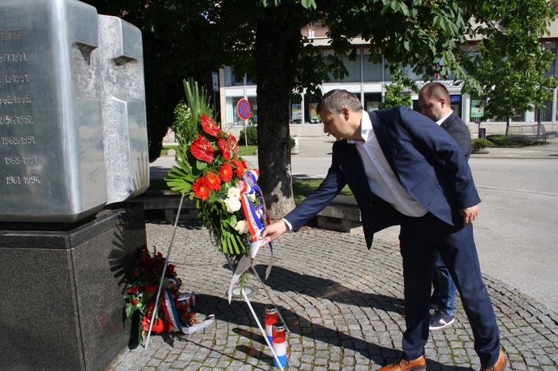 U Vrbovcu obilježen Dan državnosti
