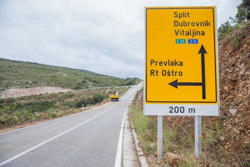Crna Gora traži novi dogovor o Prevlaci