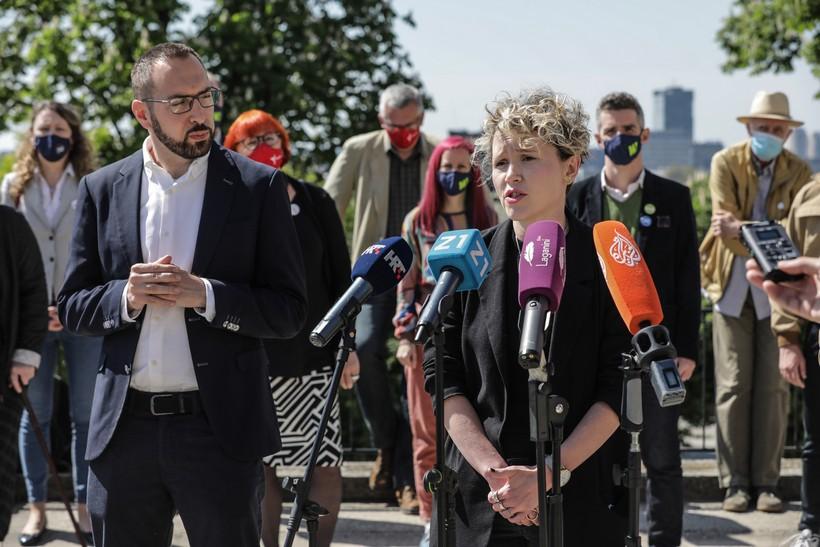 Zeleno-lijeva koalicija predstavila kandidate za Skupštinu i promjene u Zagrebu