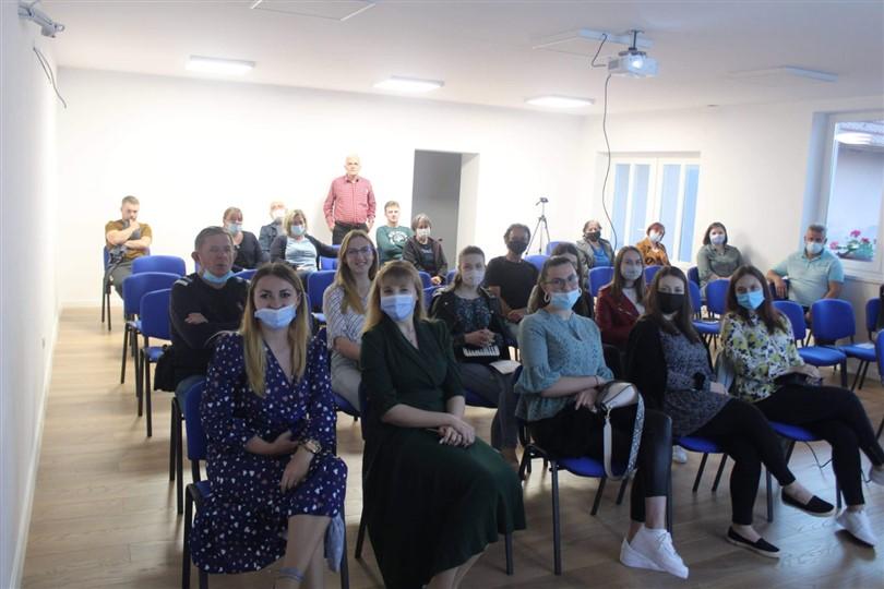 """U Društveno kulturnome centru održana radionica KUD-a Prigorec """"Usvajanje novih metoda istraživanja folklorne baštine"""""""