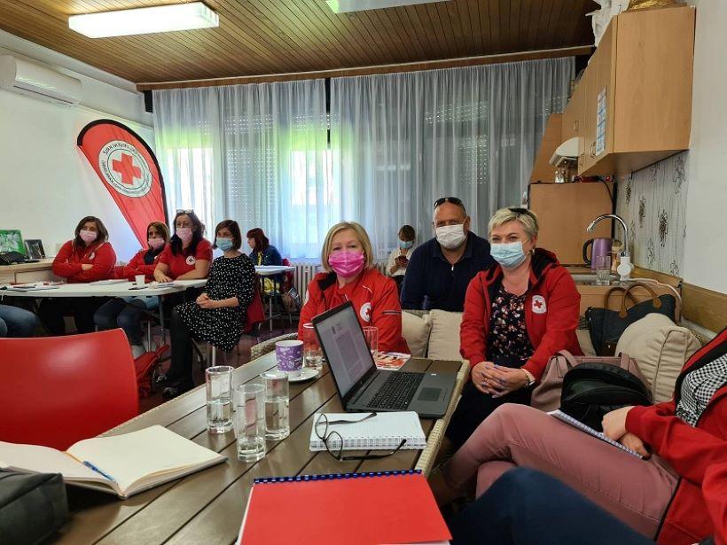 GDCK Križevci na sastanku o provedbi FEAD III projekata u Karlovcu