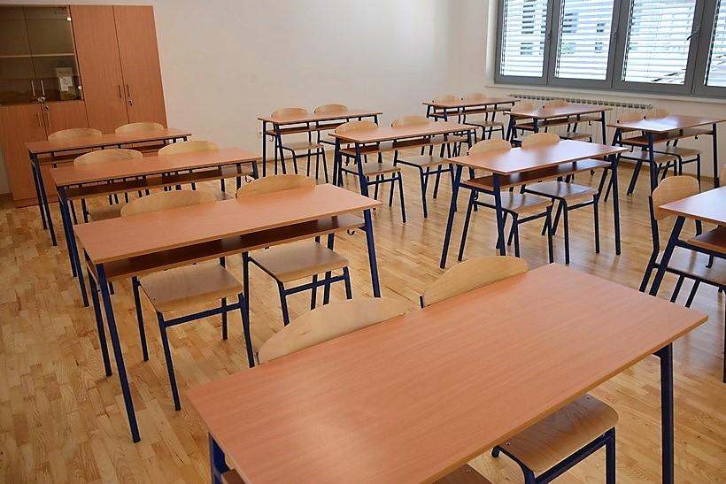 Bugarski državljanin provalio u zgradu škole