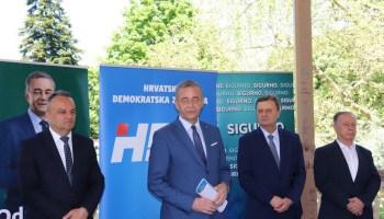 MREŽA i HDZ Koprivničko-križevačke županije predstavili program; Koren: 'Čekali smo do sada kako ga drugi ne bi prepisali od nas'