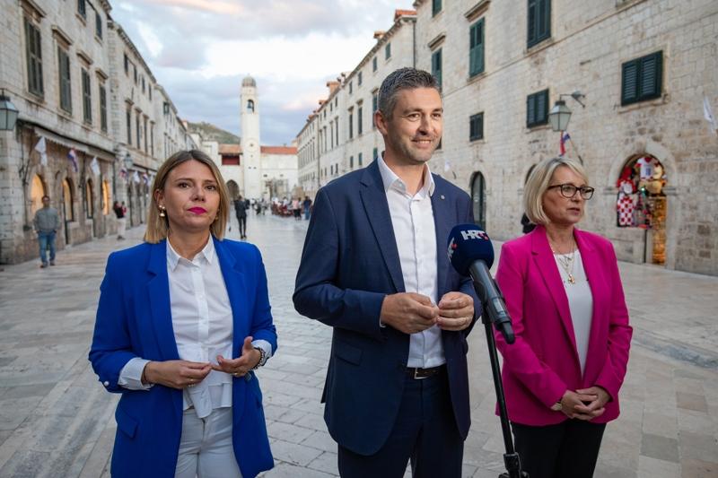 Dubrovnik: Franković šokiran ogromnom potporom birača