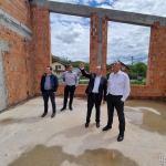 Župan Koren i zamjenik Ljubić posjetili Općinu Sokolovac