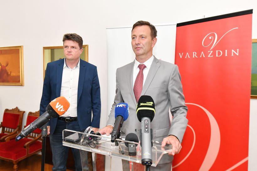 Gradonačelnik Varaždina Bosilj najavio dolazak vanjskih revizora