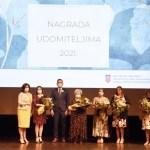 Nagrade udomiteljicama iz Đurđevca, Varaždin Brega, Vinkovaca, Solina i Trnjana