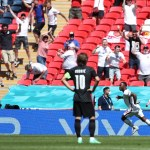 EURO: Engleska – Hrvatska 1-0