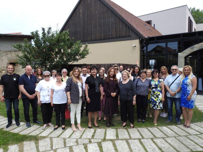 Osamdeset poduzetnica iz Hrvatske i Slovenije okupilo se na B2B susretima u Varaždinskim Toplicama
