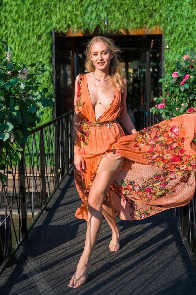 Ona je jedna od najljepših srpskih modela