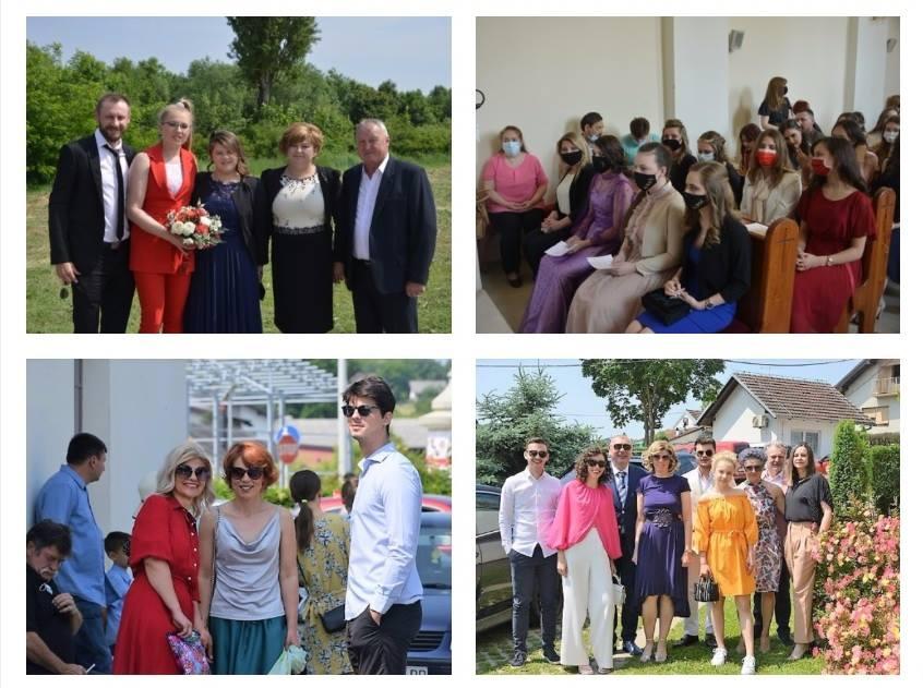 SAKRAMENT KRIZME Prekrasan dan u životu mladih križevačkih vjernika