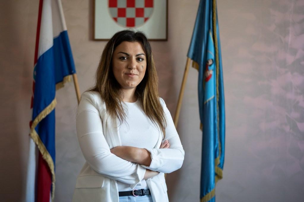 [INTERVJU] Lara Samošćanec: 'U kampanji smo potrošili 1000 kuna, a pobjeda protiv HDZ-a dokaz je da ljudi nisu bili zadovoljni postojećom situacijom'