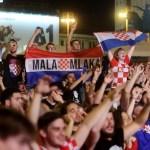 Škoro dodatno raspjevao hrvatske navijače