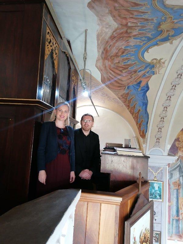 Upriličena kolaudacija orgulja u župnoj crkvi Presvetog Trojstva u Visokom