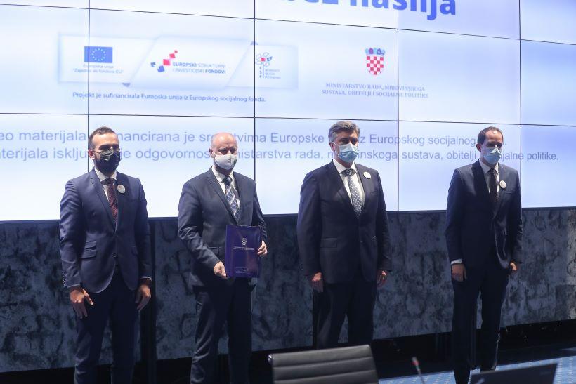 Plenković udrugama predstavio izmjene Kaznenog zakona