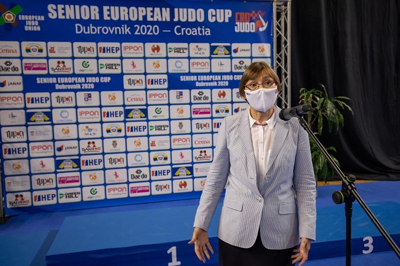 Sanda Čorak izabrana za čelnu osobu edukacije svjetskog juda