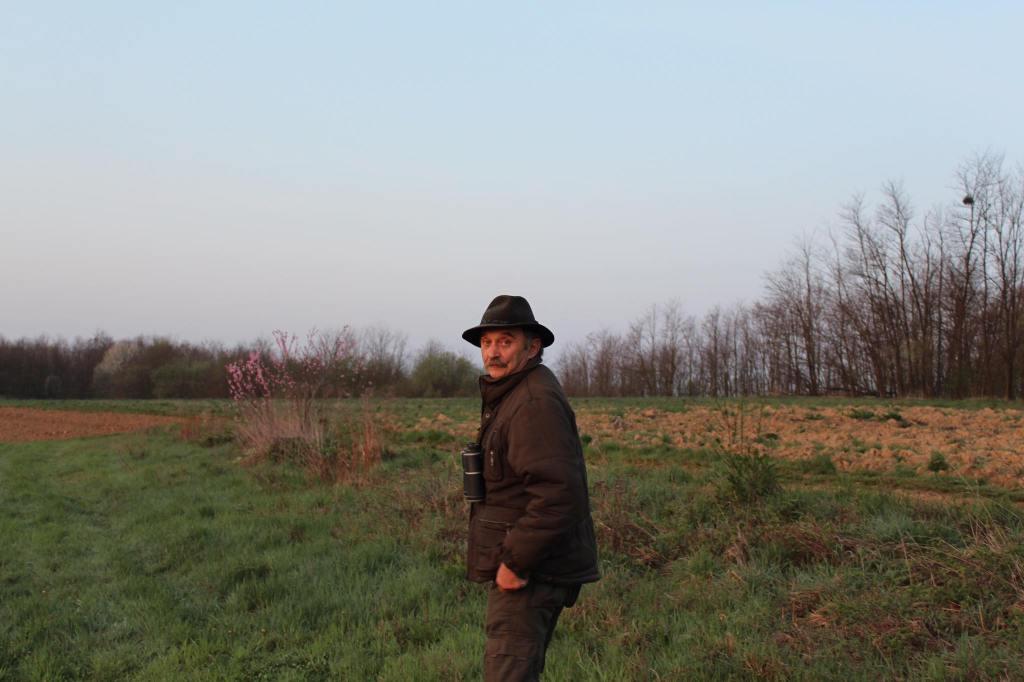 UGLED SKROMNOG I TIHOG LOVCA Veljko Dubravec svojim znanjem i poznavanjem lova pokazuje autoritet koji je potreban u lovu