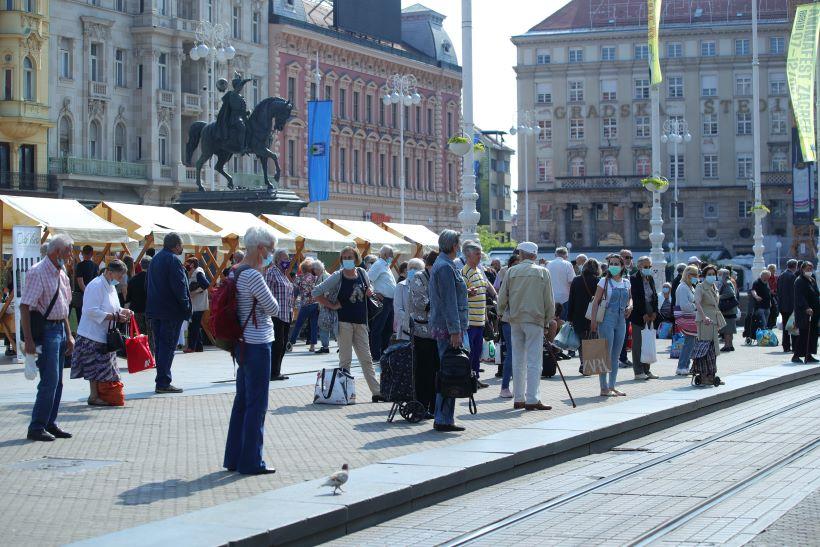 U Zagrebu 29 novooboljelih osoba od covida-19