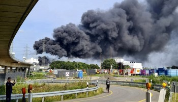 Snažna eksplozija u blizini spalionice otpada u zapadnonjemačkom gradu Leverkusenu