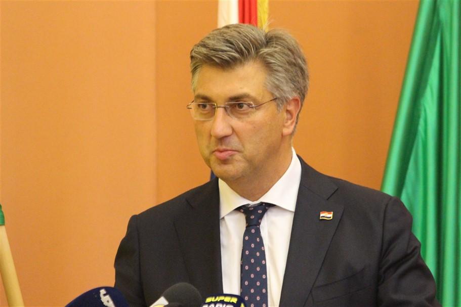 Plenković: Mogao bih se složiti s Milanovićem o ukidanju mjera nakon sezone