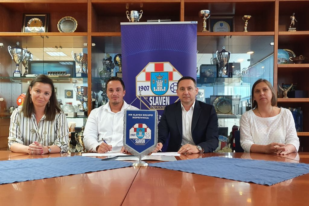 Slaven Belupo i Germania Sport Kladionica potpisali ugovor o suradnji