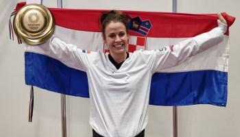 Matea Jelić olimpijska pobjednica