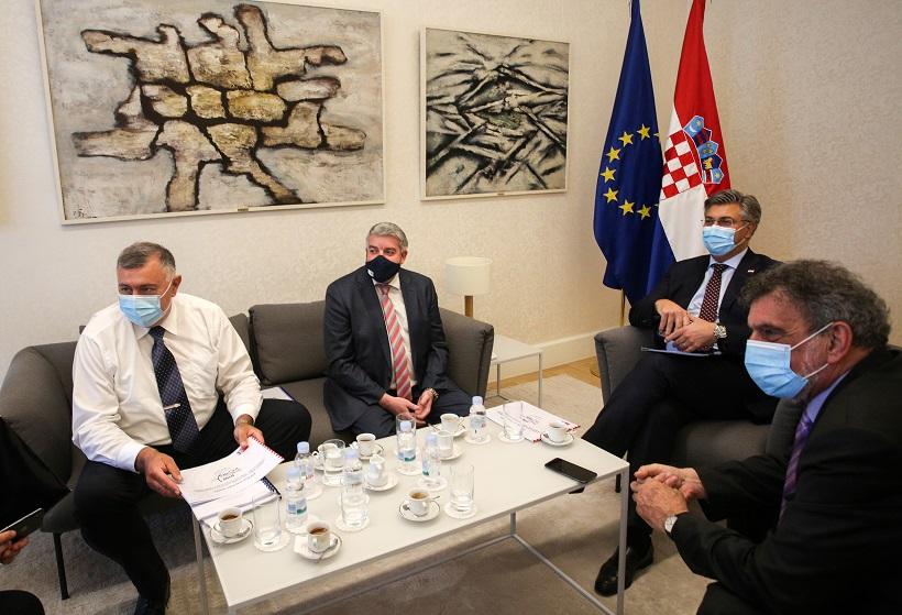 Potpora projektu DONES, prvom ESFRI projektu u kojem Hrvatska igra ključnu ulogu
