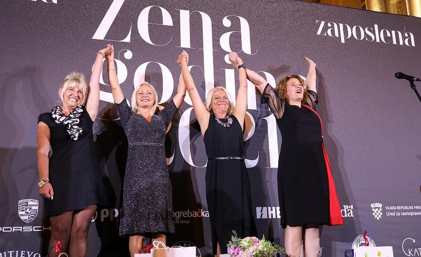 Romana Matanovac Vučković izabrana za ženu godine