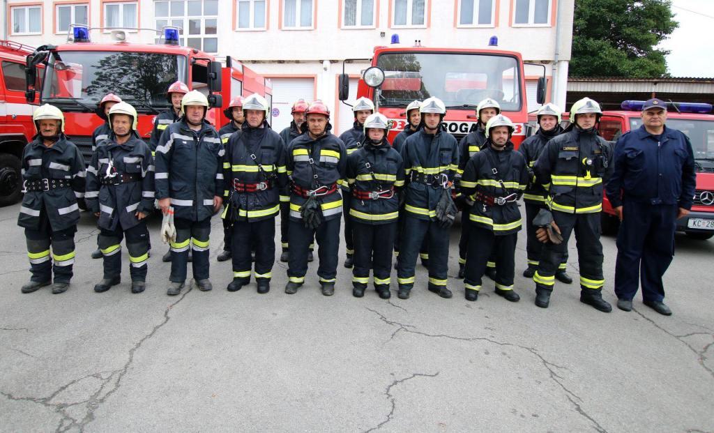 """Održana taktičko pokazna vatrogasna vježba """"Novigrad Podravski 2021"""""""