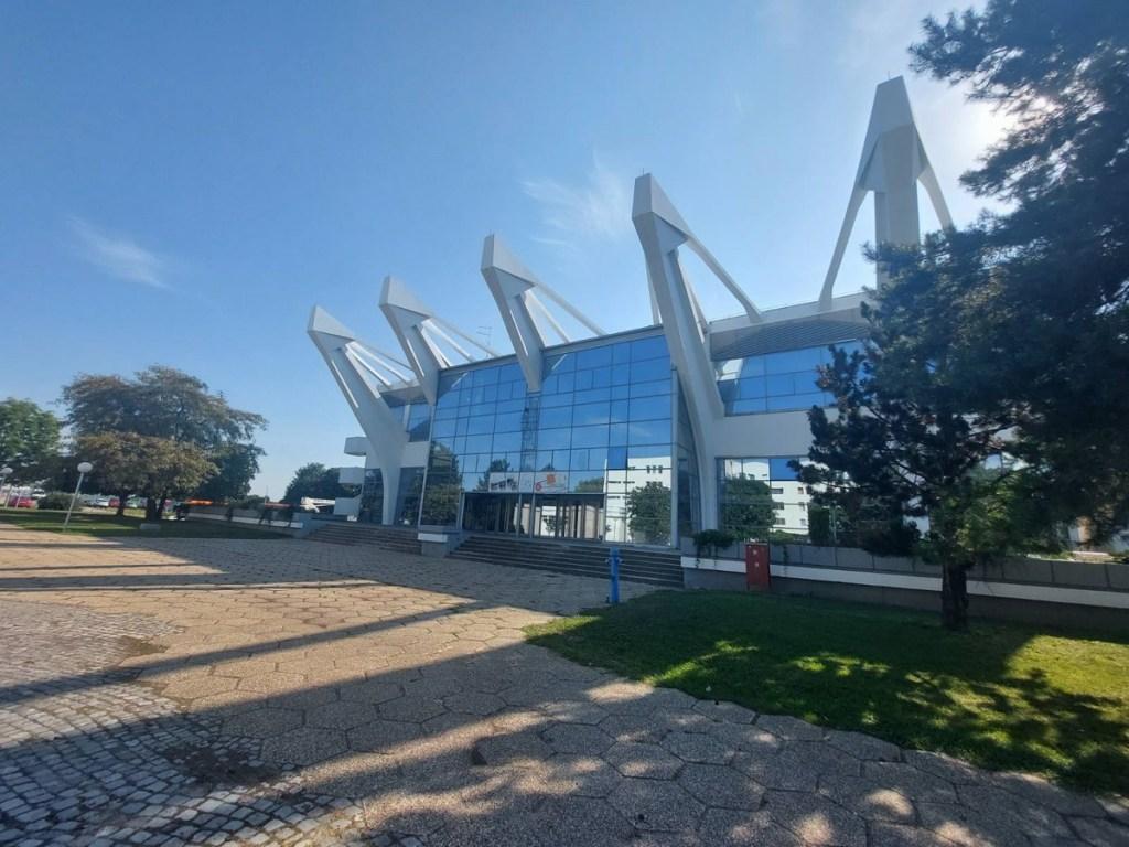 Sportska dvorana Graditeljske škole (1)