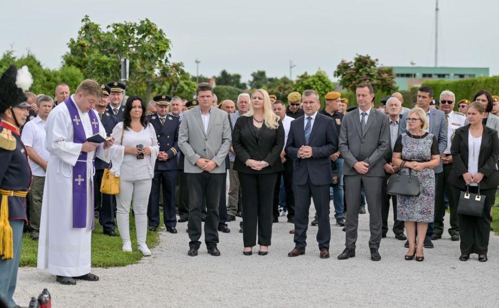 Varaždin: Obilježeni Dan pobjede i Dan domovinske zahvalnosti te dan branitelja