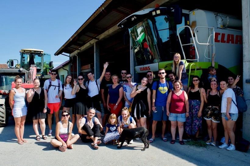 """""""Mi smo budućnost"""" – poručuju mladi iz 12 zemalja; održan Međunarodni tjedan mladih na Bilogori"""