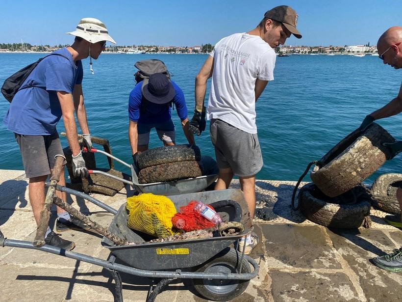 14. Čišćenje podmorja i Promocija ronjenja