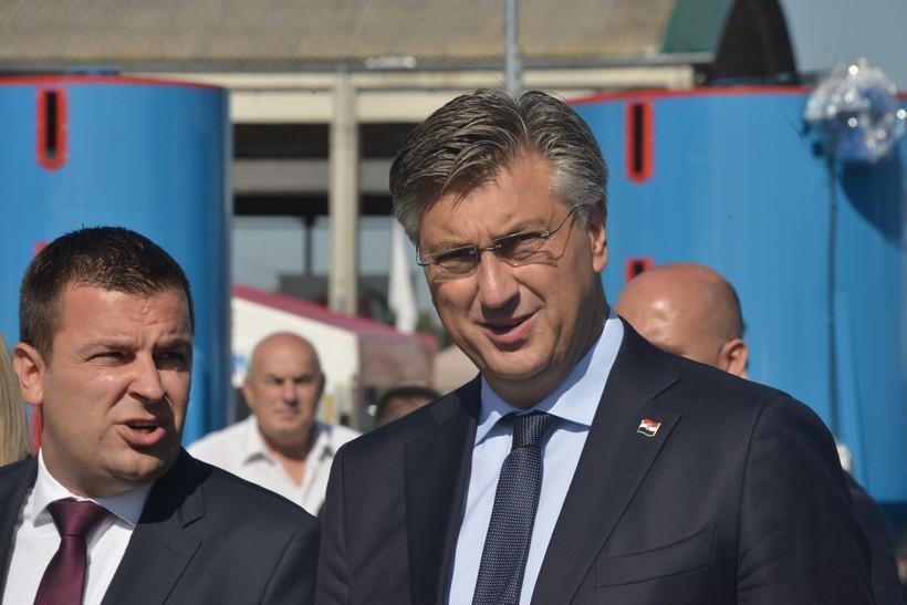Plenković: 'Istina o Domovinskom ratu nigdje nije upitna'