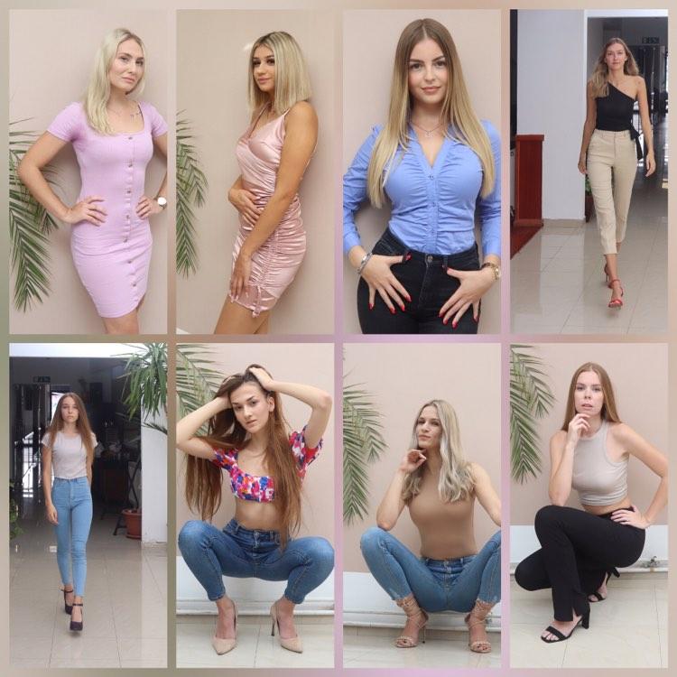 MISS SUPRANATIONAL SLAVONIJE Osam prelijepih djevojaka na castingu u Osijeku