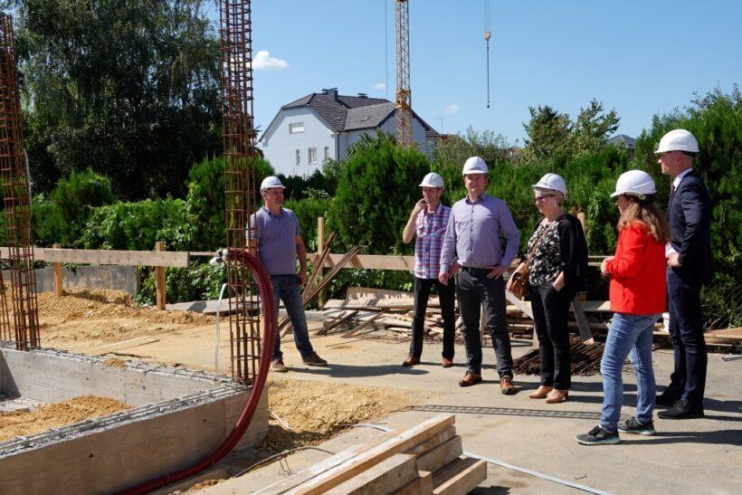 Počeli pripremni radovi na izgradnji pomoćnog objekta đurđevačkog Centra za socijalnu skrb