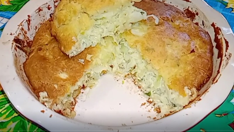 Пирог «Капустник»