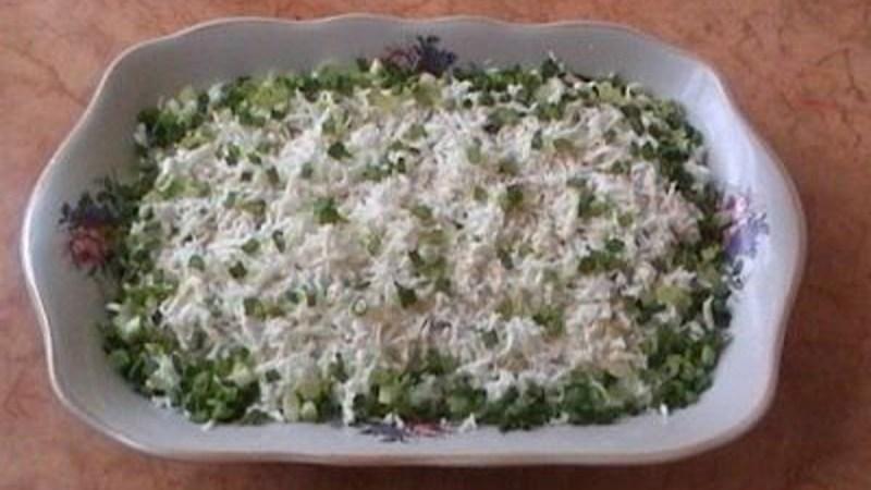 Салат «Закусочный»